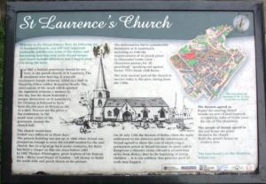 St Laurence Stroud